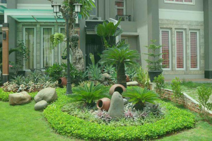 Jasa Pembuatan Taman Minimalis, Taman Tropis dan Bermacam Model Taman Lainnya